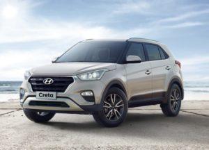 Hyundai Creta Facelift - wheelzonrent