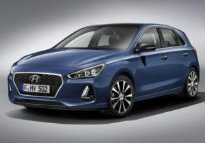 Hyundai i30 - wheelzonrent