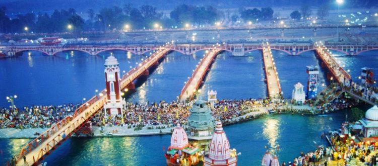 Delhi To Haridwar Tour