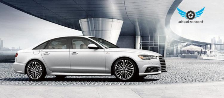 Audi A6 For Wedding Delhi