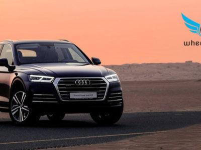 Audi Q5 For Wedding Delhi