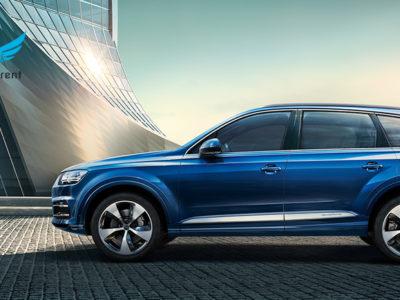 Audi Q7 For Wedding Delhi