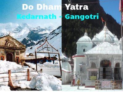 Do Dham Tour Package - Gangotri, Kedarnath