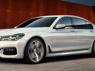 BMW 7 Series Car For Wedding