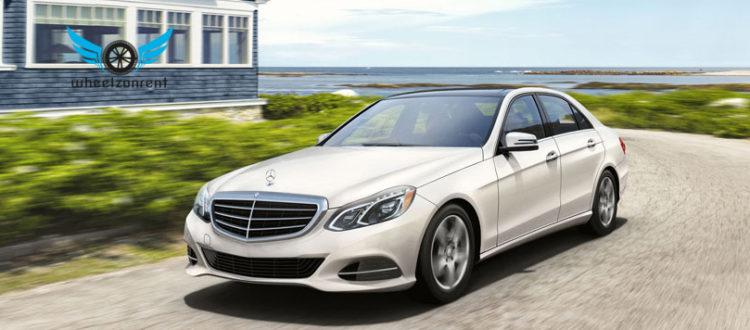 Mercedes E Class For Wedding