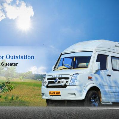Tempo Traveller Hirew Delhi