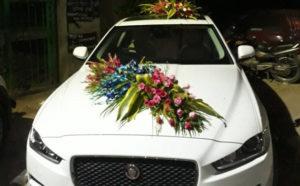 Jaguar XE Wedding Cars