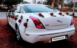 Jaguar XJL Wedding Cars