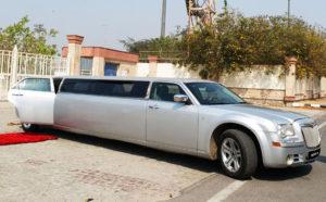 Limousine Wedding Car