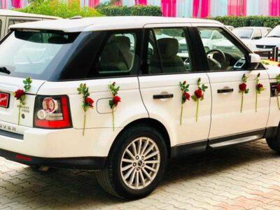 Range Rovar For Wedding In Delhi